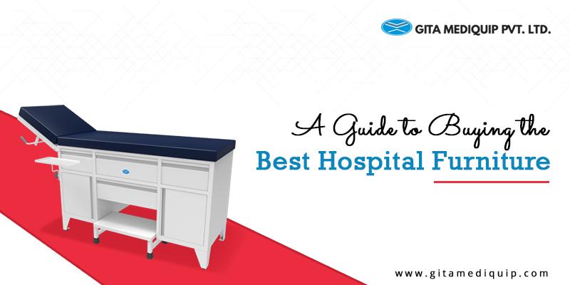 Top hospital furniture manufacturers
