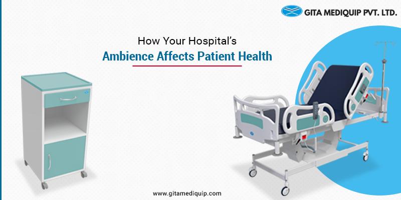 Hospital furniture manufacturer in India