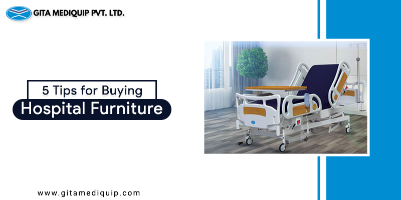 Tips for Buying Hospital Furniture